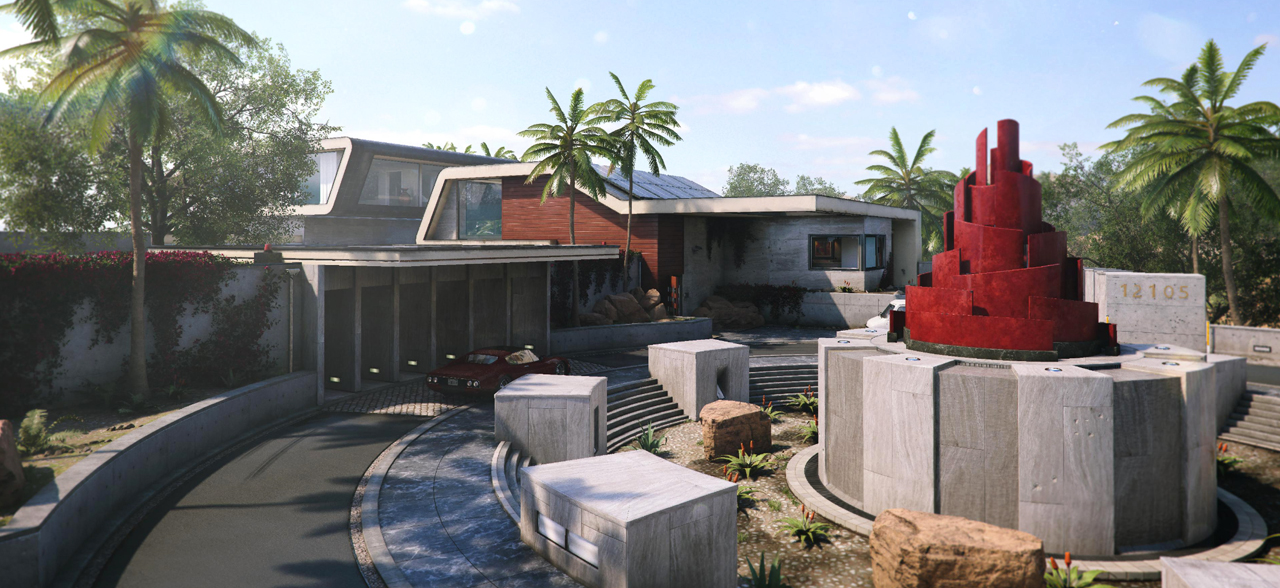 Call of Duty Map Raid_Edit